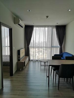 For SaleCondoBang Sue, Wong Sawang, Tao Pun : 2 bedrooms, 1 bathroom, The Line Wong Sawang, high floor, beautiful view, north, special price 4.99 minus 🔥🔥🔥