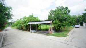 For SaleLandVipawadee, Don Mueang, Lak Si : Land for sale in Soi Phong Phanivet Intersection 4 200 sq m.