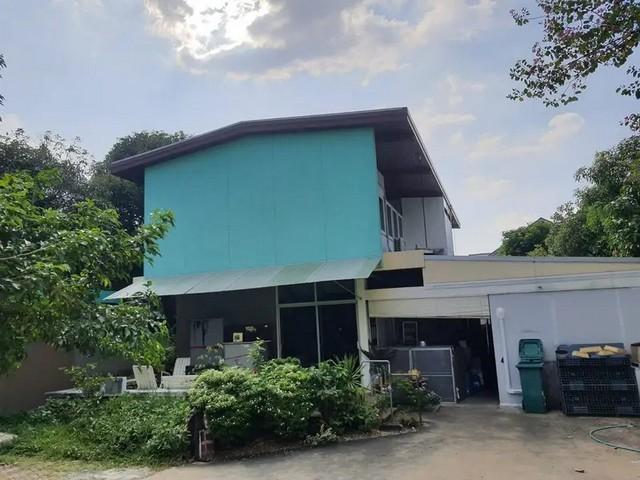 เช่าบ้านนานา : ให้เช่าบ้านเดี่ยว 200ตารางวา ซอยปรีดีพนมยงค์14 ใกล้BTSพระโขนง เหมาะทำครัวกลาง ไม่เหมาะพักอาศัย