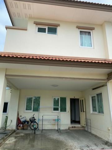 For RentHouseRamkhamhaeng,Min Buri, Romklao : House for rent, Casa Ville Ramkhamhaeng Village, Ring Road Soi Mystine, Rat Phatthana Road, fully furnished.