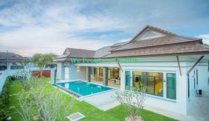 ขายบ้านชะอำ หัวหิน : ขายบ้านเดี่ยวไทยบาหลีหัวหิน ชะอำ