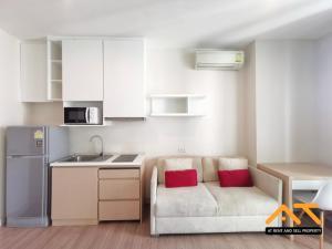 For RentCondoRatchathewi,Phayathai : For Rent The Capital Ratchaprarop - Vibha 1Bedroom 28Sq.   Fully furnished