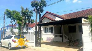 For SaleHouseBang kae, Phetkasem : PBK-015 Detached House !! Phuttan Village Phetkasem 81 Nong Khaem, renovated, ready to move in