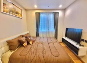 For RentCondoRatchadapisek, Huaikwang, Suttisan : 💕💕 Beautiful room for rent, Supalai Condo Wellington 1 (willington 1), very beautiful pool view, 12A floor, 6 rooms, 47 sqm wide.