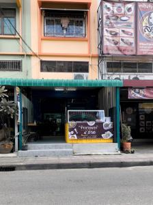 For LongleaseRetailRatchadapisek, Huaikwang, Suttisan : Restaurant for sale with room above 3 bedrooms