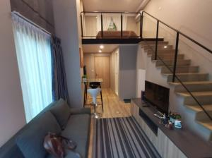 For RentCondoSathorn, Narathiwat : For rent, Condo Blossom Sathron, 1bed, 2nd floor, 55sqm, price 16500 bath 0972989594