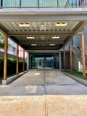 เช่าโฮมออฟฟิศเลียบทางด่วนรามอินทรา : ว่างพร้อมให้เช่า โดย✔️#Seerentsale #ให้เช่า #โฮมออฟฟิต Business Residence 4 ชั้น สไตล์โมเดิร์น ลอฟท์ รองรับพนักงานได้ถึง 50ท่าน 6-10 ที่จอดรถ เรียบทางด่วนเอกมัย-รามอินทรา