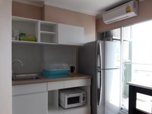 For RentCondoRama9, RCA, Petchaburi : Condo for rent Lumpini Park Rama 9 - Ratchada Building B ready to move in / 9,500 B.