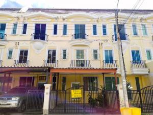 ขายทาวน์เฮ้าส์/ทาวน์โฮมพระราม 2 บางขุนเทียน : ขายบ้าน ราคาถูก ทาวน์โฮม 3 ชั้น หมู่บ้าน คาซ่า ยูเรก้า พระราม 2 - พุทธบูชา