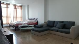For RentCondoLadprao 48, Chokchai 4, Ladprao 71 : Condo for rent, Life @ Ratchada Ladprao 36, size 35 square meters, Studio, price only 8900 only.