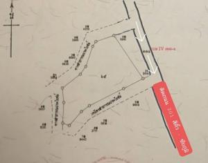 ขายที่ดินโคราช เขาใหญ่ : ขายที่ดิน โคราช สวยมาก ติดถนน ติดน้ำ 5-3-13.7 ไร่ (2,313.70 ตรว. ) AN018