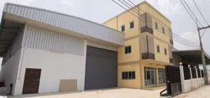 For SaleWarehouseRangsit, Patumtani : Warehouse for sale / rent with factory license and hand sanitizer production, Ror.4 Klong Luang, Pathum Thani