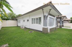 ขายบ้านหัวหิน ประจวบคีรีขันธ์ : ขายบ้านเดี่ยวคอนเซปไทย