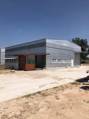 For RentWarehousePattaya, Bangsaen, Chonburi : Warehouse for rent next to Pinthong Industrial Estate 2,3 Sriracha