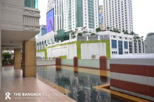 For SaleCondoWitthayu,Ploenchit  ,Langsuan : Sale with Tenant!! 59 sq.m. Fully furnished, 500m from BTS Chit Lom, Manhattan Chidlom @5.3 MB