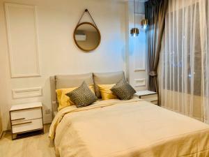 For RentCondoWitthayu,Ploenchit  ,Langsuan : Condo life one wireless for rent