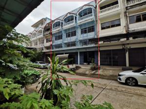 For SaleShophouseRama 2, Bang Khun Thian : Shophouse for sale, DK Rama 2 Village, Bang Bon (3 adjacent booths urgently)