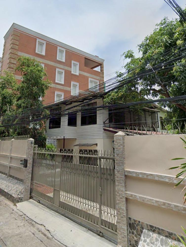 ขายบ้านสาทร นราธิวาส : ขายบ้านเดี่ยว 2 ชั้น ในซอยสวนพลู ถนนสาทร