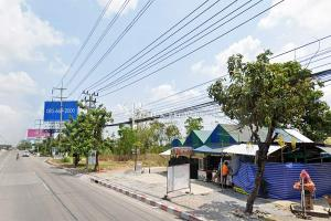 For SaleLandBangbuathong, Sainoi : Land for sale Kanchana Phisek 4 minutes to Central Westgate MRT Bang Yai market on the main road | 20 - 2 - 62 rai, very good location, close to the mall - the community cut Road, Rattanathibet. Suitable for a village - condo | Land near the BTS, Bang Yai