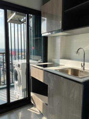 For RentCondoBang kae, Phetkasem : TG69-0065 Quick rental room release! The base Petchakasem [new room ready to move in. ] All new furniture and appliances.