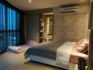 For RentCondoOnnut, Udomsuk : Room for rent Le Luk (Condo for rent Le Luxe (BTS Phra Khanong)