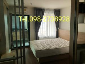 For RentCondoRama3 (Riverside),Satupadit : For rent, U Delight Residence Rama 3, size 34 sq m, east view.