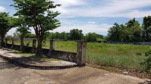 For SaleLandNawamin, Ramindra : Land for sale, Panya Indra Village, P3, area 1.0.27 rai, near expressway golf course.