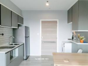 For SaleCondoSathorn, Narathiwat : For Sell !!! The Key Sathorn-Charoenrat 1Bed, high floor, ready to move in, special price.