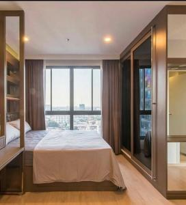 For SaleCondoThaphra, Wutthakat : Condo for sale, Ideo Sathorn-Thapra, luxury decoration, cheap