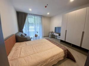 For RentCondoVipawadee, Don Mueang, Lak Si : (For rent) THE BASE Saphanmai, 1 bedroom, 2nd floor