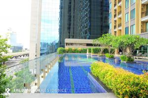 For SaleCondoLadprao, Central Ladprao : Sale with Tenant!!! Corner room 35+ floor, Near BTS Mo Chit, MRT Chatuchak Park, Equinox Phahol-Vipha @4.5MB