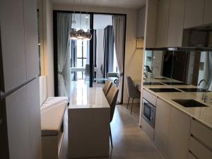 For RentCondoWitthayu,Ploenchit  ,Langsuan : For Rent Noble Ploenchit 1 Bedroom Floor 33 Clear View