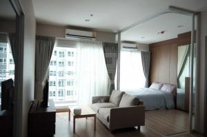 For SaleCondoThaphra, Wutthakat : For Sale The Tempo Grand Sathon-Wutthakat (35 sqm.)