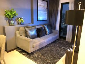 For RentCondoBangna, Lasalle, Bearing : (2 years 15,000 baht) for rent, KnightsBridge Bearing, near BTS Bearing, 650m, 2 bedrooms, corner room, beautiful decoration, complete price, very good.