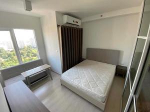 For RentCondoRatchadapisek, Huaikwang, Suttisan : 1561-A😊 For RENT Studio room for rent, near MRT Huai Khwang, just 5 minutes🏢Chapter One Eco Ratchada-Huai Khwang🔔Area: 23.00 sq.m.💲Rent 9,800.- baht📞: 099-5919653✅LineID: @sureresidence