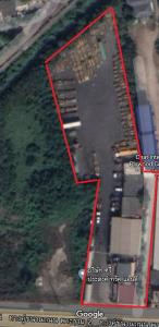 For SaleLandRama 2, Bang Khun Thian : Land for sale 5 rai 1 ngan 40 wa, next to Rama 2 Road, Km. 18