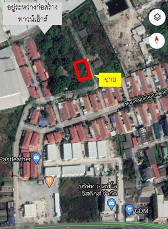 For SaleLandPhutthamonthon, Salaya : Land for sale Phutthamonthon Sai 4, Om Noi, Samut Sakhon