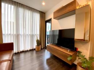 For RentCondoRama9, RCA, Petchaburi : ให้เช่าคอนโด The Line Asoke-Ratchada  ขนาด 35 ตารางเมตร 1bed 1bath  ราคาเพียง 20000 เท่านั้น