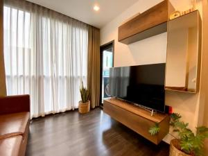 For RentCondoRama9, RCA, Petchaburi : Condo for rent, The Line Asoke-Ratchada, size 35 square meters, 1bed 1bath, price only 20000 only