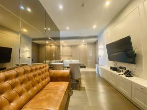For RentCondoRama9, RCA, Petchaburi : ให้เช่าคอนโด The Esse At Singha complex ขนาด 76.85 ตารางเมตร 2 bed 2bath ราคาเพียง 55000 เท่านั้นน