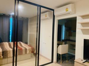 For RentCondoOnnut, Udomsuk : พิเศษเพียง 8,800 ให้เช่า นิช โมโน สุขุมวิท 50 bts อ่อนนุช 1 ห้องนอน ชั้น 2 ขนาด 28 ตร.ม.
