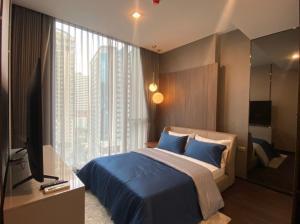 For RentCondoSukhumvit, Asoke, Thonglor : +++ Urgent rent +++ LAVIQ Sukhumvit 57, near BTS Thonglor, 1 bedroom 42.15 sq.m., empty room !!