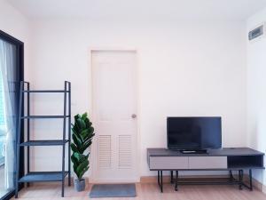 For RentCondoBangna, Lasalle, Bearing : Condo for rent, The Niche Mono Bangna, 7th floor, AOL-F61-2011003062