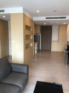 For RentCondoSukhumvit, Asoke, Thonglor : Noble remix (for rent) presents 1 bedroom, beautiful room, cheapest rental in the building. There is only one room, don't miss it !!!!