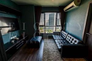 เช่าคอนโดอ่อนนุช อุดมสุข : For Rent The BASE Park West Sukhumvit 77 (45 sqm.)