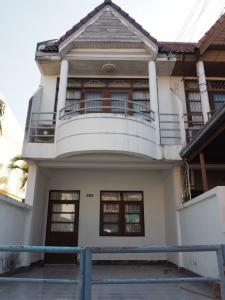 For SaleTownhouseCha-am Phetchaburi : Townhouse for sale near Cha-am beach, Cha-am Village, Sport Village, behind the rim.