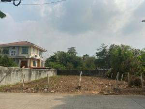For SaleLandBang kae, Phetkasem : Land for sale, rectangle, Soi Bang Waek 118, into the alley about 700 meters, the land is on the right hand side, area of 100 sq m.