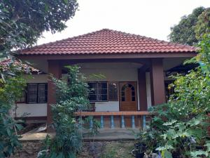 For SaleHouseChiang Mai, Chiang Rai : Quiet small house in the community area around San Klang, Chiang Mai