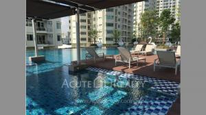 For SaleCondoRatchadapisek, Huaikwang, Suttisan : Condo Supalai Wellington Ratchada for sale MRT Thailand Cultural Center