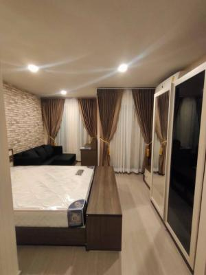 For RentCondoRatchadapisek, Huaikwang, Suttisan : TG8-0278 release a rental room now! Project Aspire Asoke - Ratchada (Ratchada Soi 3) [new room ready to move in, very beautiful decoration]